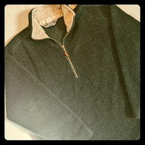 EMS Ladies fleece 1/4 zip